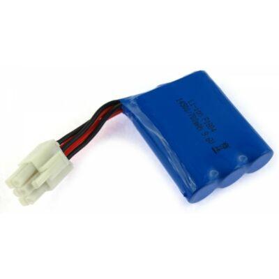 XLH 9116 XLH 9120 RC távirányítós autó akku akkumulátor (9,6V 700 mAh Li-ion)