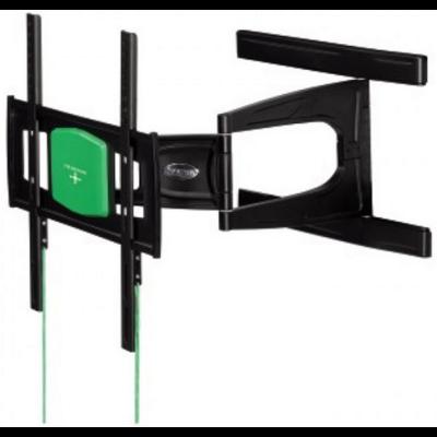 Hama Full Motion 400 x 400 falitartó 3 cs 2 karos ultra slim (fali LCD TV tartó konzol) (108749)