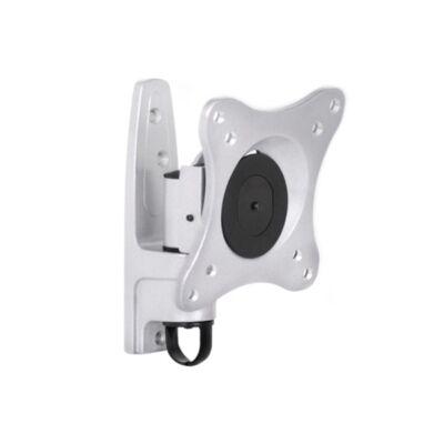 """Multibrackets fali rögzítő konzol 360 I, karos, dönthető, forgatható 15-32"""", ezüst"""