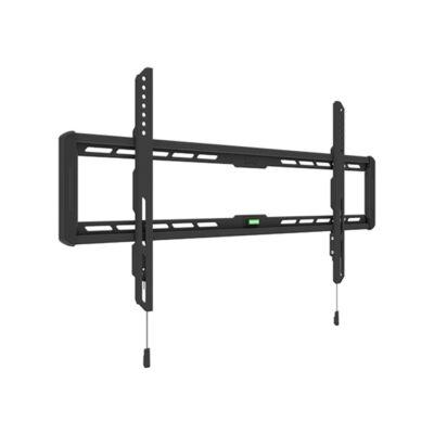 """Multibrackets fali rögzítő konzol L, fix 40-85"""", fekete"""