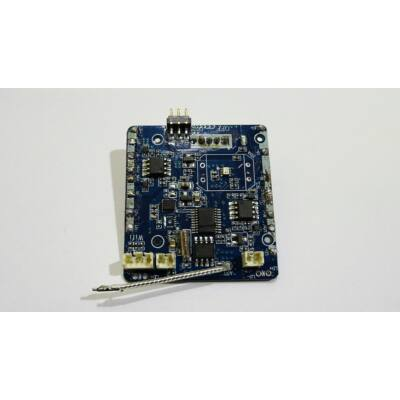 VISUO XS809HW drón alaplap receiver