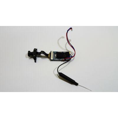 VISUO XS809HW drón kamera és wifi alaplap receiver