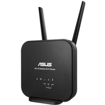 ASUS 4G Modem + Wireless Router N-es 300Mbps, 4G-N12 B1