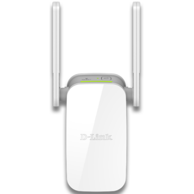 D-Link Range Extender - DAP-1610 - Wireless AC1200 10/100 2,4Ghz + 5Ghz Dual-Band