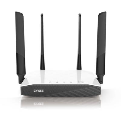 ZYXEL Wireless Router Dual-Band AC1200 1xWAN(100Mbps)+4xLAN(100Mbps)