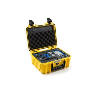 B&W koffer 3000 sárga DJI Mavic Air 2 modellhez (32482)
