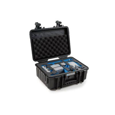 B&W koffer 4000 fekete DJI Mavic Air 2 + Smart Controller modellhez (32484)