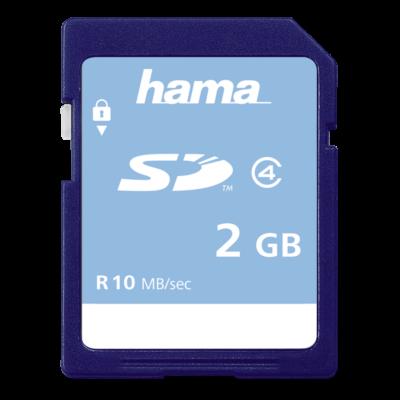 Hama SD kártya 2GB (55377)