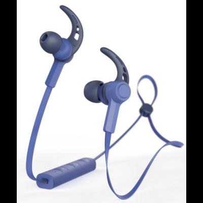 "Hama stereo bluetooth headset ""CONNECT"", kék (184056)"