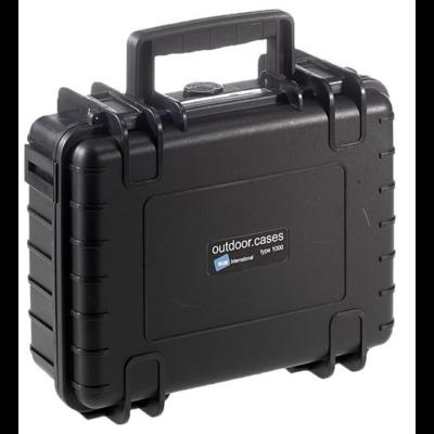 B&W koffer 1000 fekete Osmo Action akciókamerához