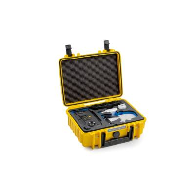 B&W koffer 1000 sárga Mavic Mini drónhoz (32174)
