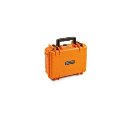B&W koffer 1000 narancssárga Mavic Mini drónhoz (32175)