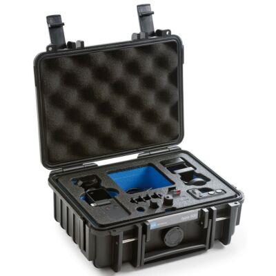 B&W koffer 500 fekete DJI Osmo Pockethez (31936)