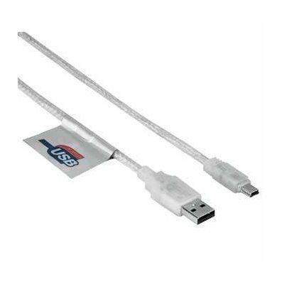 Hama mini USB kábel 1,8m A-mini B (41533)