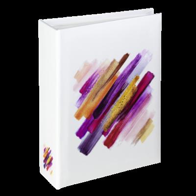 """Hama minimax album """"BRUSHSTROKE"""" 10X15/100, bordó (2740)"""