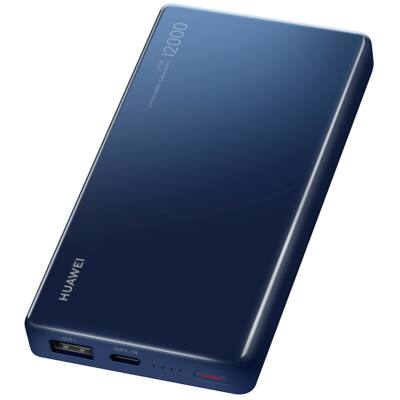 CP12S 12000mAh 40W SuperCharge Power Bank, Blue