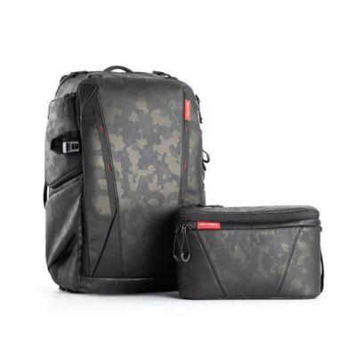 PGY OneMo Backpack 25L + Shoulder Bag (Olivine Camo)