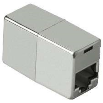 Hama Patch hosszabbító adapter alj-alj (45047)