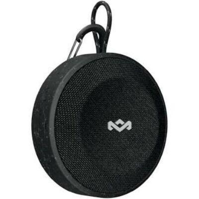 Marley EM-JA015-SB, hordozható bluetooth hangszóró - fekete