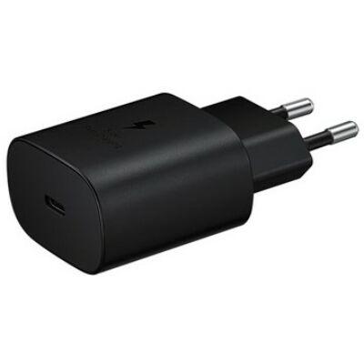 Hálózati töltő adapter (25W) Fekete