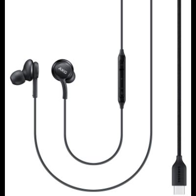 EO-IC100BBEGEU Type-C Earphone (Sound by AKG), Black