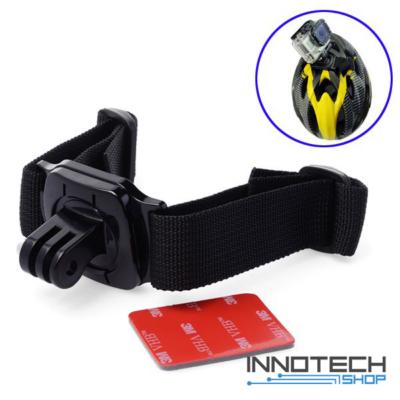 SJCAM / GoPro akció kamera kerékpár sisak rögzítő forgófejes tartó konzol SJ/GP-201 SJ GP-201