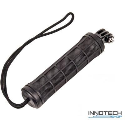 Innotech SJCAM / GoPro akció kamera markolat akciókamerákhoz átalakító adapterrel karpánttal  SJ/GP-213 SJ GP-213