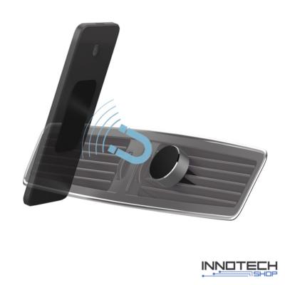 Hama Magnet Alu univerzális autós mobiltartó (mobiltelefon tartó konzol) (173765)
