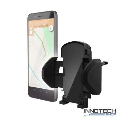 Hama Essential univerzális autós mobiltartó szellőzőrácshoz (mobiltelefon tartó konzol) (178250)