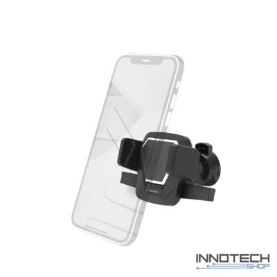 Hama univerzális autós mobiltartó szellőzőrácshoz (mobiltelefon tartó konzol) (183301)