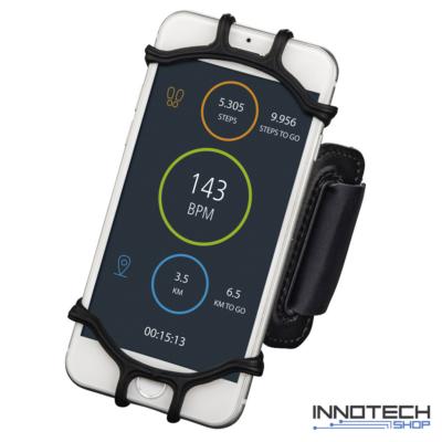 Hama Switch univerzális telefon tartó karpánt sportoláshoz (177799)