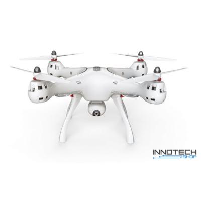 SYMA X8 Pro nagy méretű drón quadcopter GPS élőképes FPV wifi HD kamerával + légnyomás érzékelő automata magasságtartás (X8Pro)