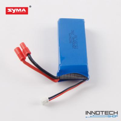 SYMA X8 gyári tuning akku akkumulátor (7,4V 2500 mAh li-po) X8HG X8HW X8HC X8G X8C drón kompatibilis
