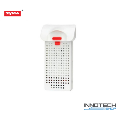 SYMA gyári pót akkumulátor SYMA X25 PRO drónokhoz (7,4 V, 1000 mAh, drón tartalék akku)