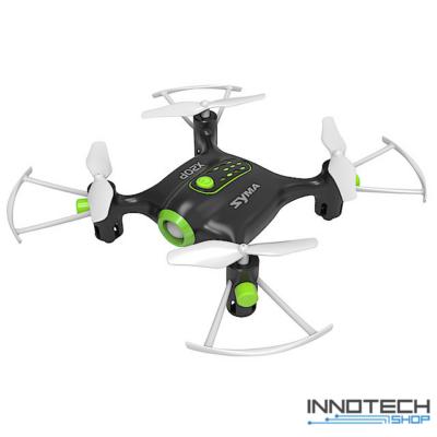 SYMA X20P drón (magyar nyelvű útmutatóval) - zöld