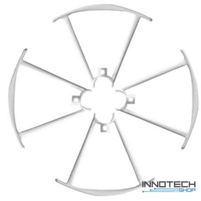 Syma X21 X21W rotorvédő 4 db (fehér propellervédő X21W- 07)