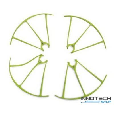 Syma X5HC X5HW rotorvédő 4 db (zöld propellervédő X5HC-04A)