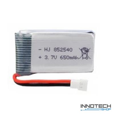 Syma X5SC X5SW tuning akkumulátor 650 mAh 3.7V LiPo akku (X5SC-11)