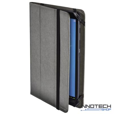 """Hama Fold Uni univerzális tablet és ebook tok  10,1""""-ig - szürke (182367)"""