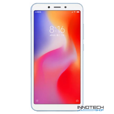 Xiaomi Redmi 6A DualSIM LTE okostelefon - 16GB - 2GB RAM - kék - Globál verzió