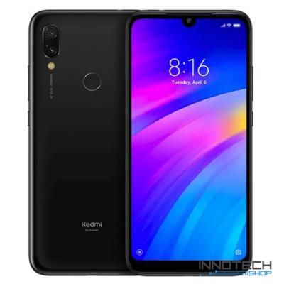 Xiaomi Redmi 7 DualSIM LTE okostelefon - 32GB - 3GB RAM - Fekete - Globál verzió