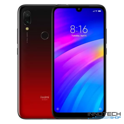 Xiaomi Redmi 7 DualSIM LTE okostelefon - 32GB - 3GB RAM - piros - Globál verzió