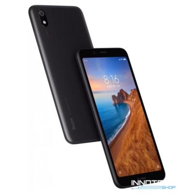 Xiaomi Redmi 7A DualSIM LTE okostelefon - 16GB - 2GB RAM - fekete - Globál verzió