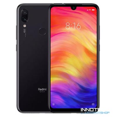 Xiaomi Redmi Note 7 DualSIM LTE okostelefon - 128GB - 4GB RAM - fekete - Globál verzió