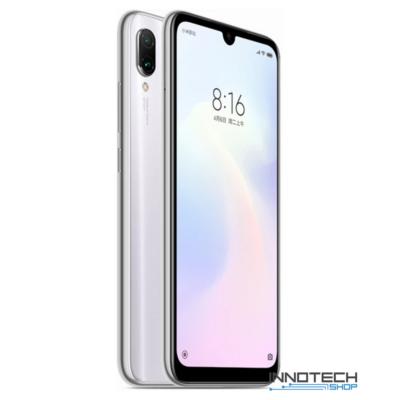 Xiaomi Redmi Note 7 DualSIM LTE okostelefon - 64GB - 4GB RAM - Fehér - Globál verzió
