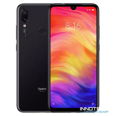 Xiaomi Redmi Note 7 DualSIM LTE okostelefon - 64GB - 4GB RAM - fekete - Globál verzió