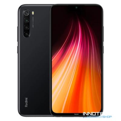 Xiaomi Redmi Note 8 DualSIM LTE okostelefon - 64GB - 4GB RAM - fekete - Globál Verzió