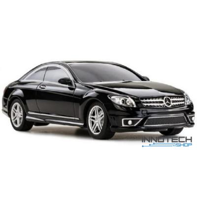 Mercedes-Benz CL63 AMG 1:24 21,1cm távirányítós modell autó Rastar 34200 RTR modellautó - fekete