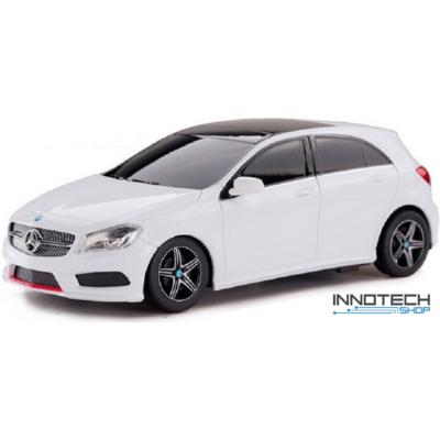 Mercedes-Benz A-class 1:24 20cm távirányítós modell autó Rastar 48800 RTR modellautó - fehér
