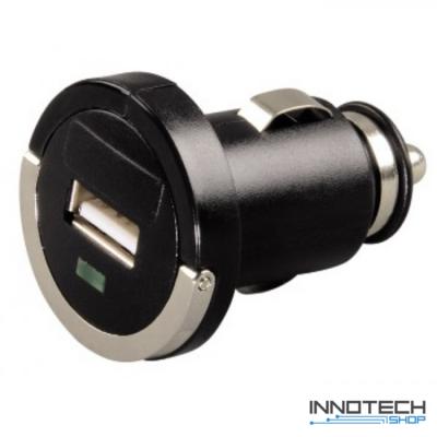 Hama autós USB töltő 1200 mA (39697)